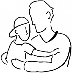 Father And Baby Clipart   Clipart Panda - Free Clipart Images