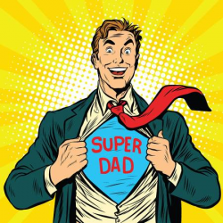 Free Retro Clipart dad, Download Free Clip Art on Owips.com