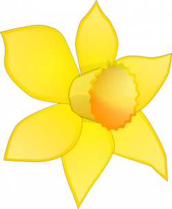 Daffodils Clipart Daffodil Day - Newent Town Fc Logo - Free Transparent PNG  Clipart Images Download