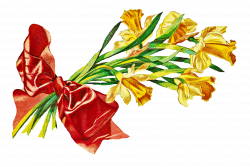 Clip Art Daffodils - Cliparts.co
