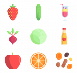 Healthy food Icons - 14,453 free vector icons