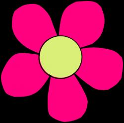Flower Clip Art at Clker.com - vector clip art online, royalty free ...