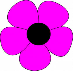 Free Simple Flower Drawing, Download Free Clip Art, Free Clip Art on ...