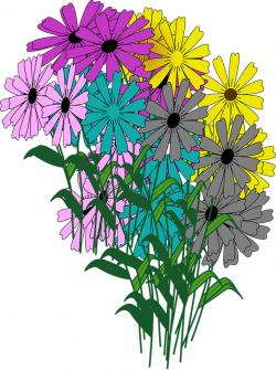 Animated Flower Cliparts#4218563 - Shop of Clipart Library