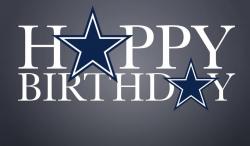 Dallas Cowboys Clipart Birthday Card Picture 2584775 Dallas Cowboys Clipart Birthday Card