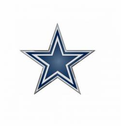 Dallas Cowboys - Dallas Cowboys Star Svg Free, Transparent ...