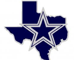 Dallas Cowboys Clipart   Free download best Dallas Cowboys ...