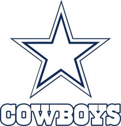 Dallas Cowboys Logo Drawings   DALLAS COWBOYS Star Lo ...