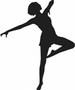 ➡ Dance Clip Art Images Black And White 2019 | Images in ...