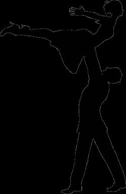 ForgetMeNot: dance couples silhouettes | DIY | Pinterest | Couple ...