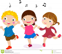 Pics For > Children Singing And Dancing Clip Art | Classroom Ideas ...