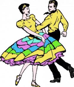 Square Dance Clip Art PG 1