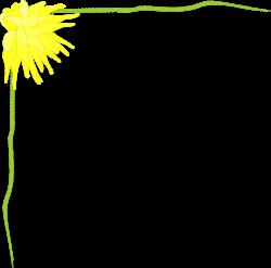 Corner Upper Left | Free Stock Photo | Illustration of a yellow ...