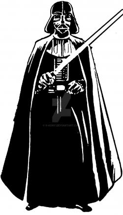 99+ Darth Vader Clipart | ClipartLook