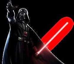 Star Wars Darth Vador transparent PNG - StickPNG