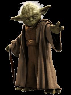 Yoda Star Wars transparent PNG - StickPNG
