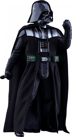 Darth Vader Side View transparent PNG - StickPNG