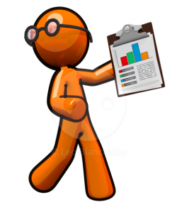 Data Collection Clipart