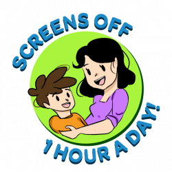All Screens Off 1 Hour A Day Challenge   Toddlers Unlimited