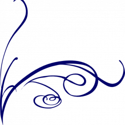 Fancy Lines Clipart flower clipart hatenylo.com