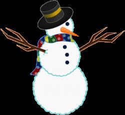 Snowman clipart cheerleader free images - Clipartix
