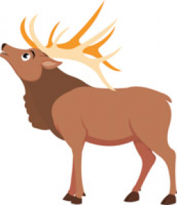 Free Deer Clipart - Clip Art Pictures - Graphics - Illustrations