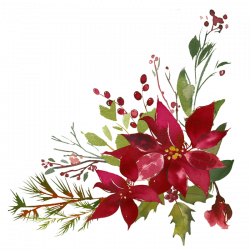 bouquet-5.png | Pinterest | Poinsettia, Cross stitching and Joyful