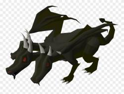 Osrs Black Demon Transparent Background - Runescape King ...