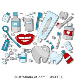 Dental Clipart #94104 - Illustration by BNP Design Studio