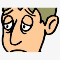 Emotional Clipart Sad Dad - Sad Clip Art - Download Clipart ...