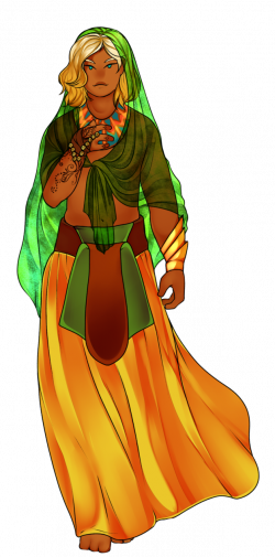 The Desert prince of Desserts (Open to RP) by GingerQuin on DeviantArt