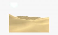 Desert Clipart Transparent - Sand Dune Png Transparent ...