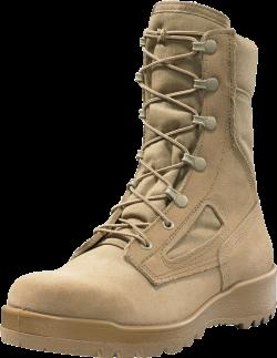 Desert Tan Combat Boots PNG Image - PurePNG | Free transparent CC0 ...