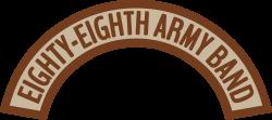 File:US Army Eighty-Eighth Army Band Tab (Desert).svg - Wikimedia ...