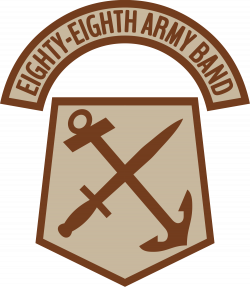 File:US Army Eighty-Eighth Army Band SSI (Desert).svg - Wikimedia ...