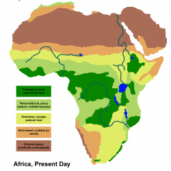 File:Africa Climate Today.png | History supplements | Pinterest ...