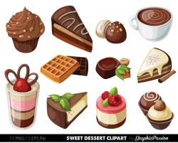 dessert clipart - Google Search | desserts | Pinterest | Prints and ...