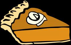 Clipart - Fast Food, Desserts, Pies