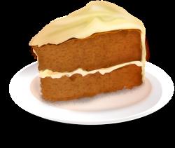 Clipart - Carrot Cake