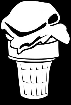Public Domain Clip Art Image | Fast Food, Desserts, Ice Cream Cone ...