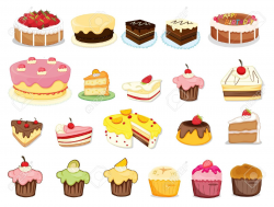 Free Holiday Dessert Cliparts, Download Free Clip Art, Free ...