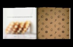 Sweeteeth Dessert Recipe Publication - SabrinaCLY Design
