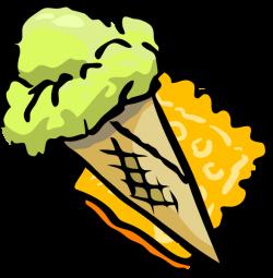 Ice Cream Cone Clip Art at Clker.com - vector clip art online ...