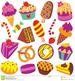 13+ Desserts Clipart | ClipartLook
