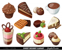 Desserts Clipart Cake Clip art | Clipart Panda - Free Clipart Images