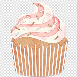 cupcake baking cup pink food dessert clipart - Cupcake ...