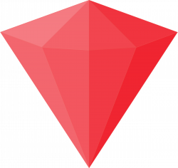 Light Ruby Stone Png - 2757 - TransparentPNG