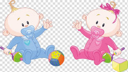 Diaper Infant Cartoon, pram baby transparent background PNG ...