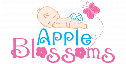 Apple Blossoms | Online Cloth Diapers which gives babies a comfort fit