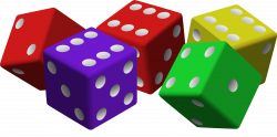 28+ Collection of Dice Clipart | High quality, free cliparts ...